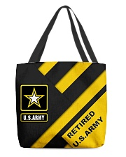 US AM Tote Retired All-over Tote back