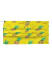 Pineapple 102 Cloth face mask front