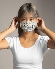 Penguins 1001 Cloth face mask aos-face-mask-lifestyle-16