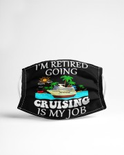 Cruising is my job-Orders SHIP WITHIN 3 TO 5 DAY Cloth face mask aos-face-mask-lifestyle-22