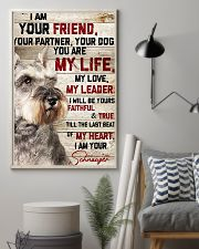 My Schnauzer 11x17 Poster lifestyle-poster-1