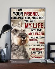My Schnauzer 11x17 Poster lifestyle-poster-2