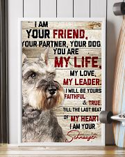 My Schnauzer 11x17 Poster lifestyle-poster-4