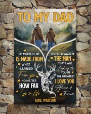 Hunting To My Dad 11x17 Poster aos-poster-portrait-11x17-lifestyle-16
