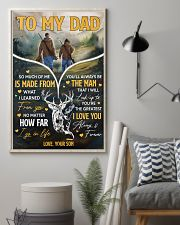 Hunting To My Dad 11x17 Poster lifestyle-poster-1