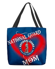 MOM HEART All-over Tote back