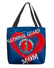 MOM HEART All-over Tote front