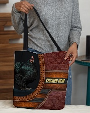 Chicken MOM 7 All-over Tote aos-all-over-tote-lifestyle-front-10