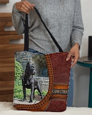 Cane Corso 2 All-over Tote aos-all-over-tote-lifestyle-front-10