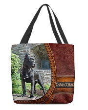 Cane Corso 2 All-over Tote front