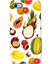 Pineapple 1006 Phone Case tile