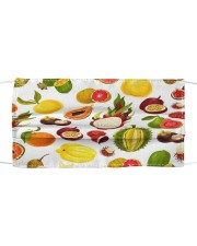 Pineapple 1006 Cloth face mask front