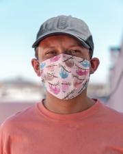 Sloth Face Mask 1705 Cloth face mask aos-face-mask-lifestyle-06