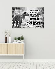 BOXER CHANGE YOUR LIFE 36x24 Poster poster-landscape-36x24-lifestyle-01