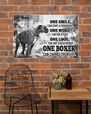 BOXER CHANGE YOUR LIFE 36x24 Poster poster-landscape-36x24-lifestyle-20