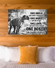 BOXER CHANGE YOUR LIFE 36x24 Poster poster-landscape-36x24-lifestyle-23
