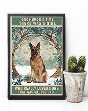 German Shepherd 11x17 Poster lifestyle-poster-8