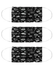 My Skull 1008 Cloth Face Mask - 3 Pack front