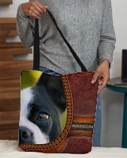 French Bulldog 2 All-over Tote aos-all-over-tote-lifestyle-front-10