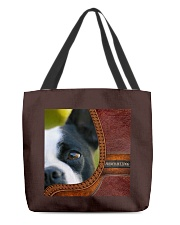 French Bulldog 2 All-over Tote back