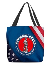 USNG FLAG All-over Tote front