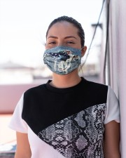 My skull1003 SHIP WITHIN 3 TO 5 business days Cloth face mask aos-face-mask-lifestyle-04