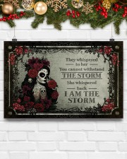 Skull Picture 3 17x11 Poster aos-poster-landscape-17x11-lifestyle-28