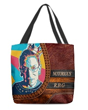 R-B-G 42 All-over Tote front