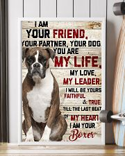 My Boxer 11x17 Poster lifestyle-poster-4