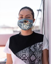My Pug -SHIP WITHIN 3 TO 5 business days Cloth face mask aos-face-mask-lifestyle-04