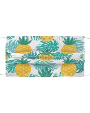Pineapple 1003 Cloth face mask front