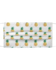 Pineapple 10123 Cloth face mask front