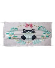 My Cat 1029 Cloth face mask front