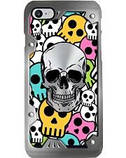 Skull Phone case 2 Phone Case i-phone-8-case