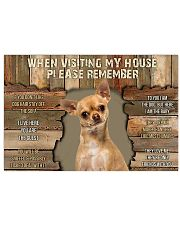 Chihuahua - Picture 36x24 Poster front