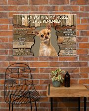 Chihuahua - Picture 36x24 Poster poster-landscape-36x24-lifestyle-20