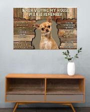 Chihuahua - Picture 36x24 Poster poster-landscape-36x24-lifestyle-21