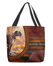 BOXER MOM 1001 All-over Tote back