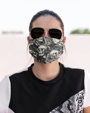 My skull 1009 Cloth Face Mask - 3 Pack aos-face-mask-lifestyle-02