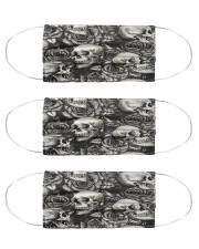 My skull 1009 Cloth Face Mask - 3 Pack front