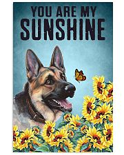 You are my Sunshine German Shepherd 16x24 Poster front