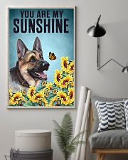 You are my Sunshine German Shepherd 16x24 Poster lifestyle-poster-1