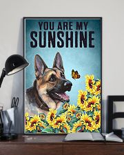 You are my Sunshine German Shepherd 16x24 Poster lifestyle-poster-2