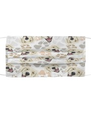 My Dogs 10010 Cloth face mask front