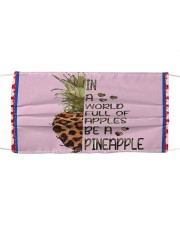 Pineapple SHIP WITHIN 3 TO 5 business Cloth face mask front