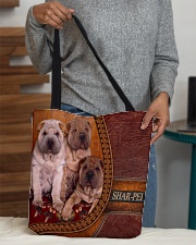 SHAR PEI 1 All-over Tote aos-all-over-tote-lifestyle-front-10