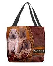 SHAR PEI 1 All-over Tote back
