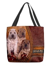 SHAR PEI 1 All-over Tote front