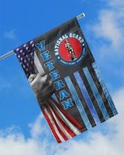 """PROUD NATIONAL GUARD VETERAN FLAG 11.5""""x17.5"""" Garden Flag aos-garden-flag-11-5-x-17-5-lifestyle-front-16"""