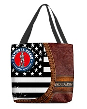 PROUD NATIONAL GUARD MOM All-over Tote back
